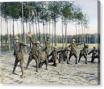 World War I U Canvas Print by Granger