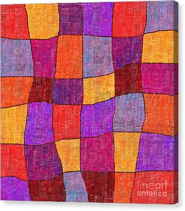 1343 Abstract Thought Canvas Print