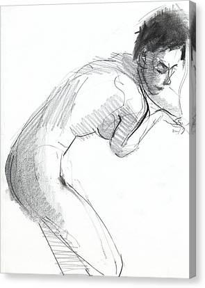 Rcnpaintings.com Canvas Print by Chris N Rohrbach
