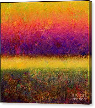1395 Abstract Thought Canvas Print by Chowdary V Arikatla