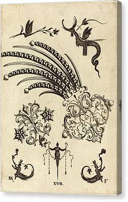 Daniel Mignot German, Active 1593-1596 Canvas Print