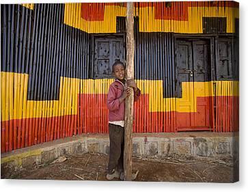 Ethiopia Canvas Print