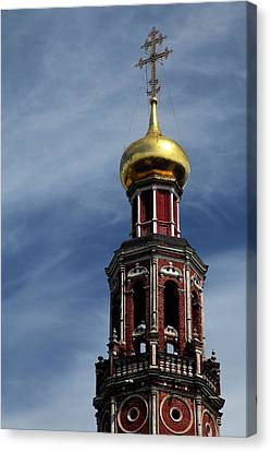1690 Canvas Print - Europe, Russia, Moscow by Kymri Wilt