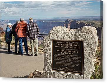 Grand Canyon Canvas Print by Jim West