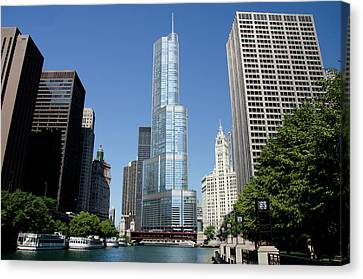 Illinois, Chicago Canvas Print