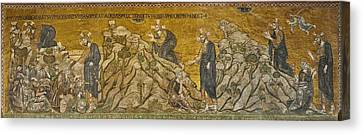 Italy, Veneto, Venice, San Marco Canvas Print by Everett