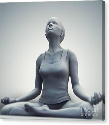 Yoga Fine Art Photography Yoga studio art /'/'Reverse prayer/'/' Asanas Baryte print Kundalini meditation