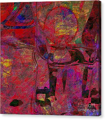 1476 Abstract Thought Canvas Print by Chowdary V Arikatla