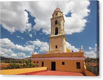 Cuba, Sancti Spiritus Province Canvas Print