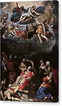 Italy, Emilia Romagna, Bologna Canvas Print