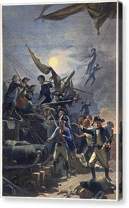 John Paul Jones (1747-1792) Canvas Print by Granger