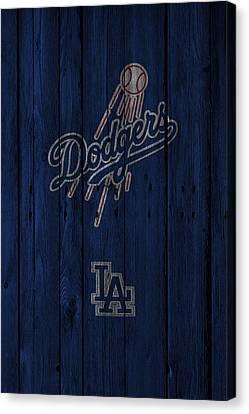 Los Angeles Dodgers Canvas Print