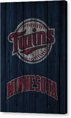 Minnesota Twins Canvas Print