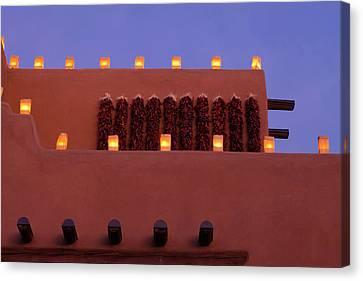 Santa Fe, New Mexico, United States Canvas Print