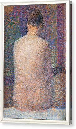 France, Ile De France, Paris, Muse Canvas Print by Everett