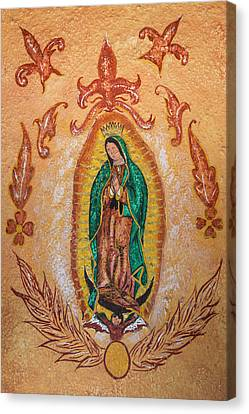 Our Lady Of Guadalupe Canvas Print - Mexico, San Miguel De Allende by Jaynes Gallery