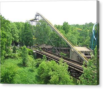 Busch Gardens - 12121 Canvas Print