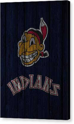 Cleveland Indians Canvas Print