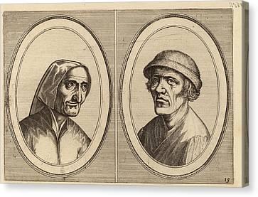 Johannes And Lucas Van Doetechum After Pieter Bruegel Canvas Print