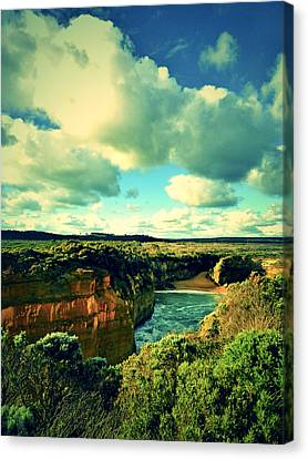 Landscape Canvas Print by Girish J