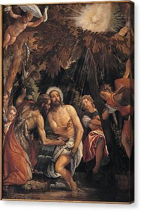 Italy, Lombardy, Milan, Brera Art Canvas Print