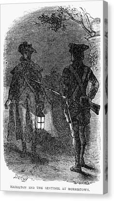 Carousel Collection Canvas Print - Alexander Hamilton by Granger