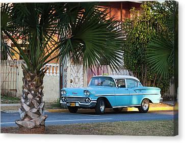 Cuba Canvas Print - Cuba, Matanzas Province, Varadero by Walter Bibikow