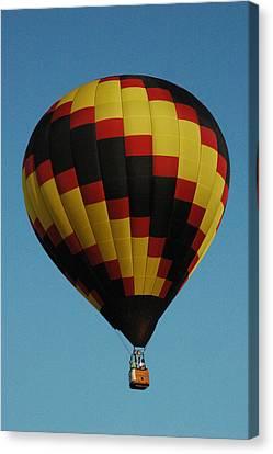 Hot Air Balloon Canvas Print by Gary Marx