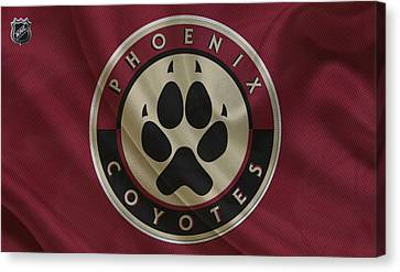 Phoenix Coyotes Canvas Print