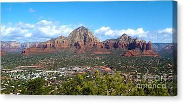 Sedona Arizona Canvas Print by Gregory Dyer