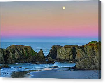 Usa, Oregon, Bandon Canvas Print