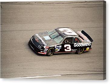 Dale Earnhardt Canvas Print