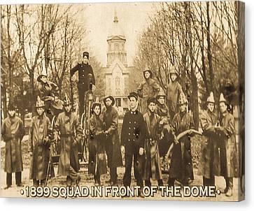 1899 Squad Nd Canvas Print