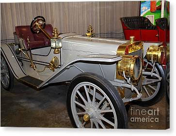 1907 Ford Model K Roadster 5d25561 Canvas Print by Wingsdomain Art and Photography