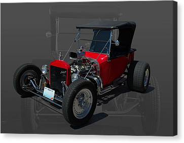 1922 Ford Bucket T Hot Rod Canvas Print by Tim McCullough