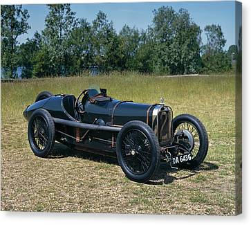 1922 Sunbeam Strasbourg 2.0 Litre Grand Canvas Print by Panoramic Images
