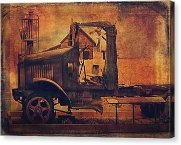 1923 International Truck  Canvas Print