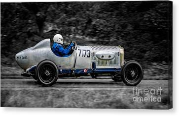 1924 Bentley Canvas Print