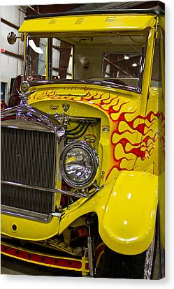 1927 Ford-front View Canvas Print by Eti Reid