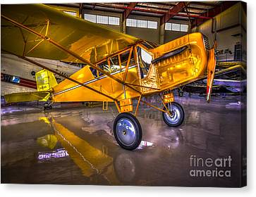 1929 Curtiss Robin Canvas Print by Marvin Spates