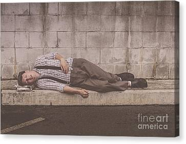 1930s The Great Depression  Canvas Print
