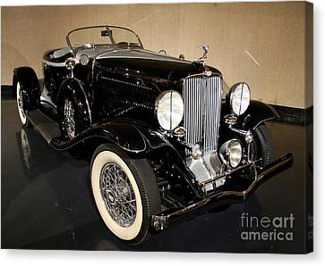 Transportion Canvas Print - 1932 Auburn Boattail Speedster by Christiane Schulze Art And Photography