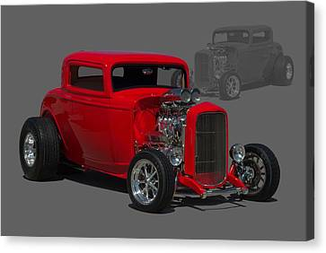 1932 Ford Coupe Canvas Print by Tim McCullough