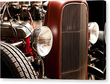 1932 Ford Hotrod Canvas Print by Todd Aaron
