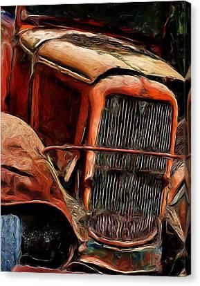1932 Memories Canvas Print by Cary Shapiro