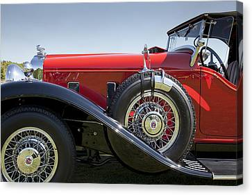 1932 Stutz Bearcat Dv32 Canvas Print
