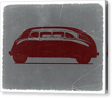 1936 Stout Scarab Canvas Print by Naxart Studio