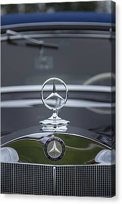 1937 Mercedes Benz Canvas Print