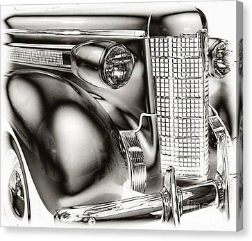1937 Olds Canvas Print
