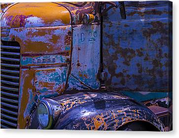 1946 Dodge Coe Canvas Print by Garry Gay